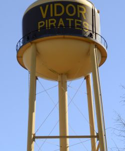 Bolivar Street Water Tower